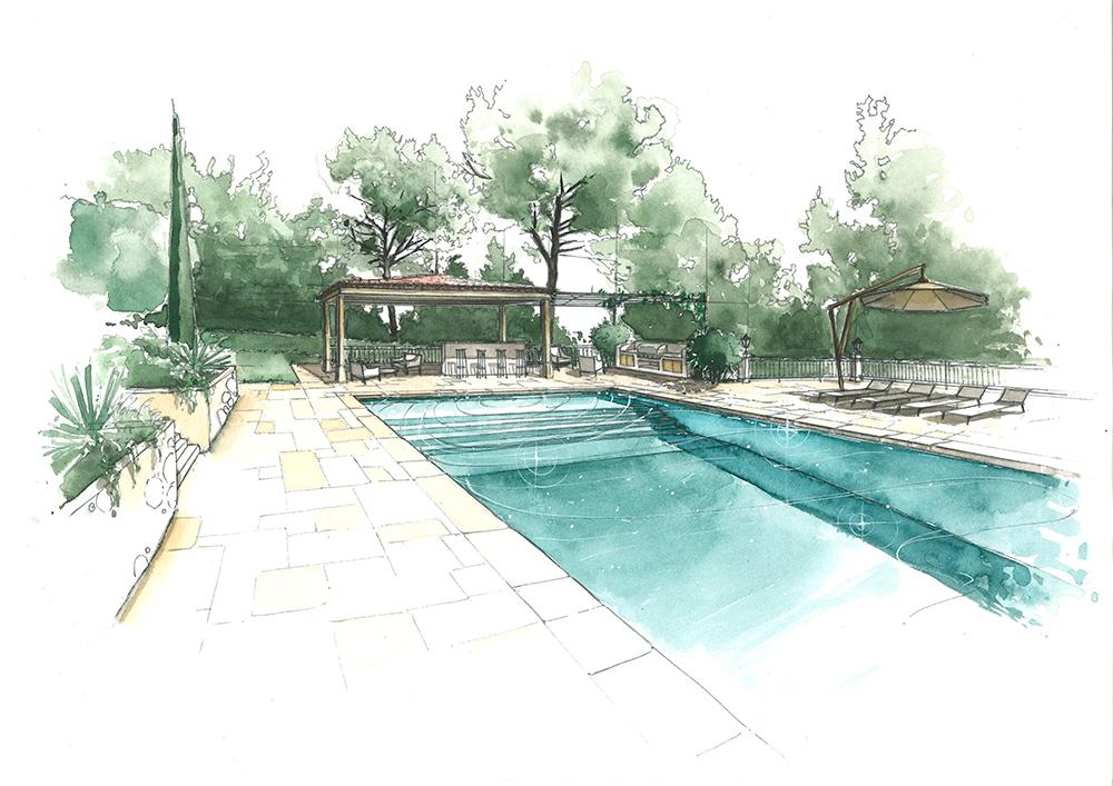 dessin-jardin-piscine-projet-paysagisme