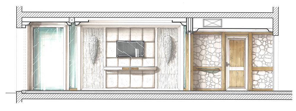 dessin-projet-architecture-hotel-messardiere