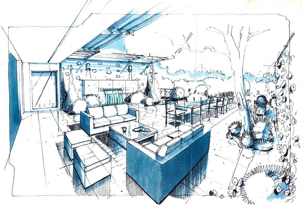 projet-architecture-paysagisme-terrasse-dessin
